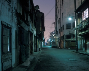 'Alley (Yangshuo Lu, looking north), 2006', © Greg Girard, 2006