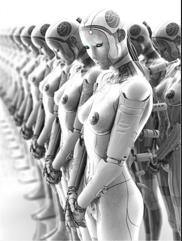I'm reasonably unmoved by the story itself: sex robots aren't new, ...