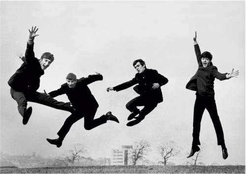 thebeatlesjump