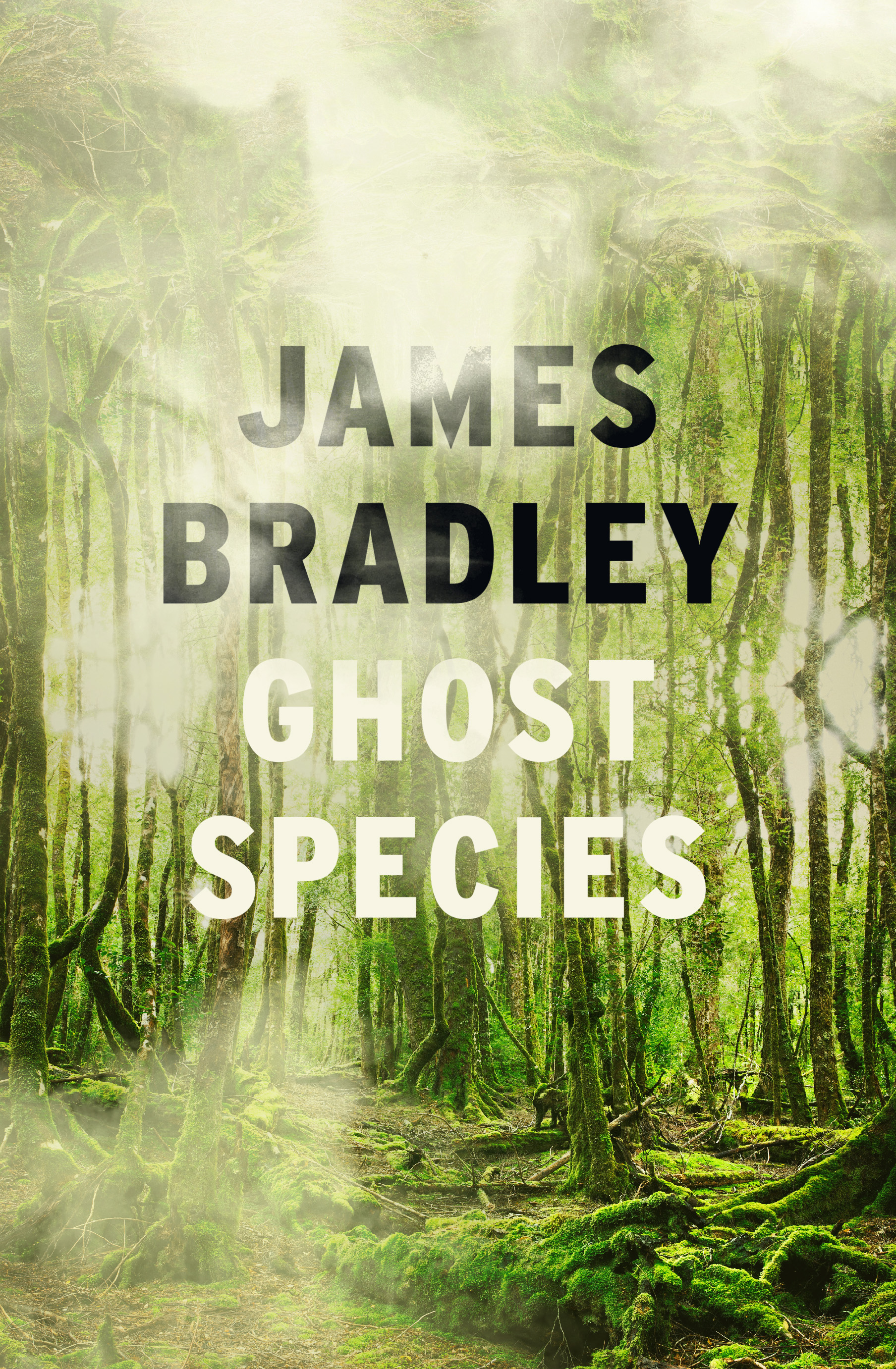 Ghost Species Cover